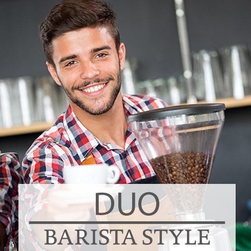 NEWS | Benita DUO | Barista